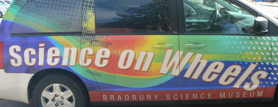 Science on Wheels in Los Alamos