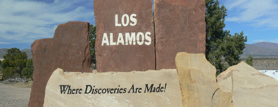Los Alamos - Where discoveries are made.